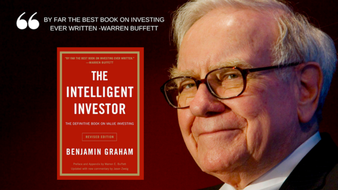 Book Review: The Intelligent Investor by Benjamin Graham – Charles J Li